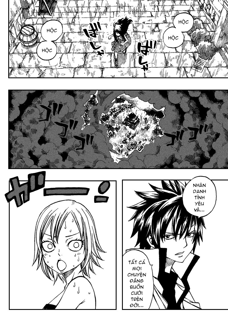 Fairy Tail chap 168 page 7 - IZTruyenTranh.com