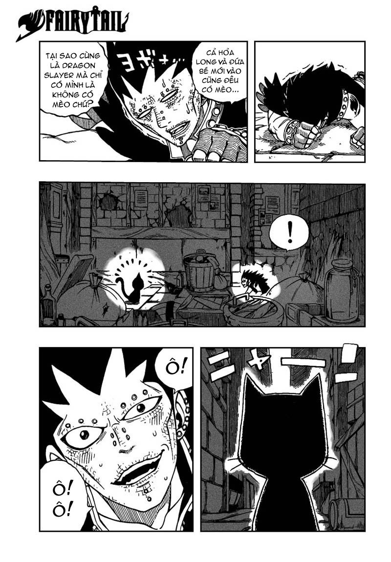 Fairy Tail chap 167 page 3 - IZTruyenTranh.com