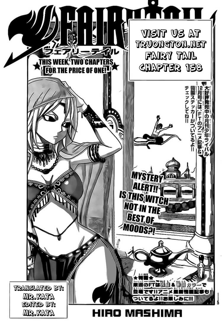 Fairy Tail chap 158 page 1 - IZTruyenTranh.com