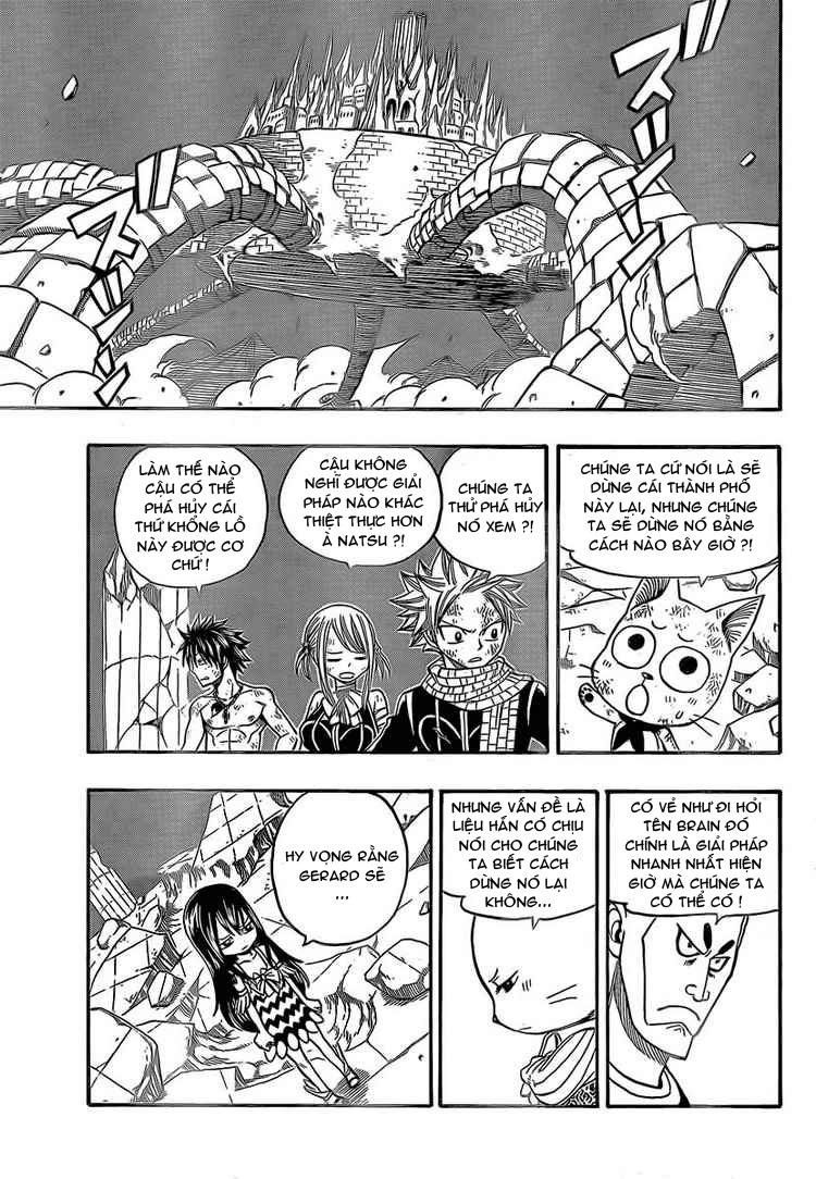 Fairy Tail chap 153 page 7 - IZTruyenTranh.com