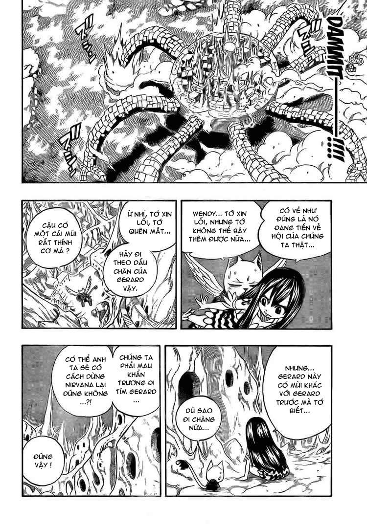 Fairy Tail chap 153 page 18 - IZTruyenTranh.com