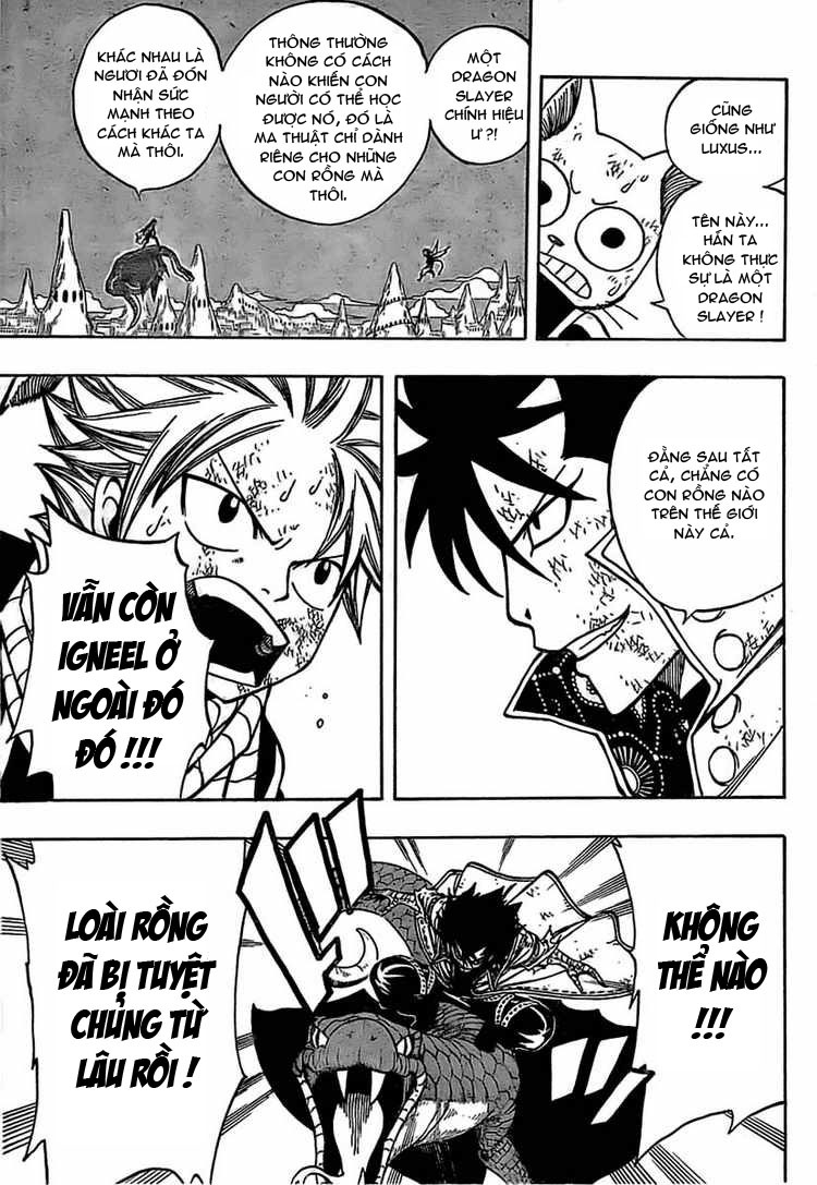 Fairy Tail chap 150 page 9 - IZTruyenTranh.com