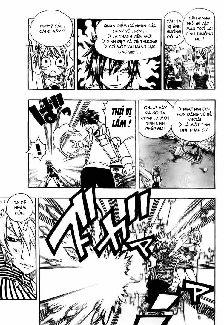 Fairy Tail chap 143 page 7 - IZTruyenTranh.com