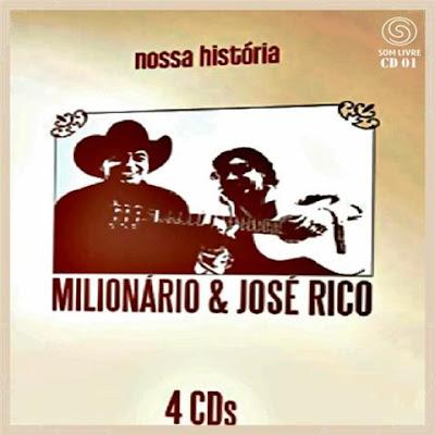 GetAttachment Coletânea 4 Cds Milionário e José Rico   (SomLivre   2010)
