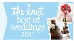 "The Knot: ""Best of Weddings 2011""!!!!!"