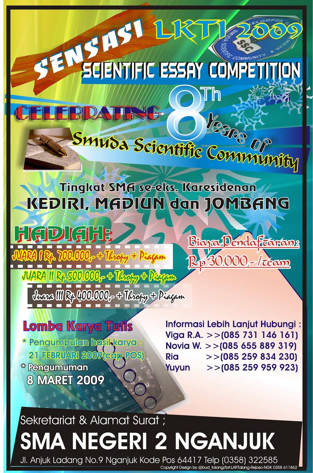 Download Contoh Brosur Kti Sma Negeri Dua Ng