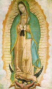 Fecioara de la Guadalupe
