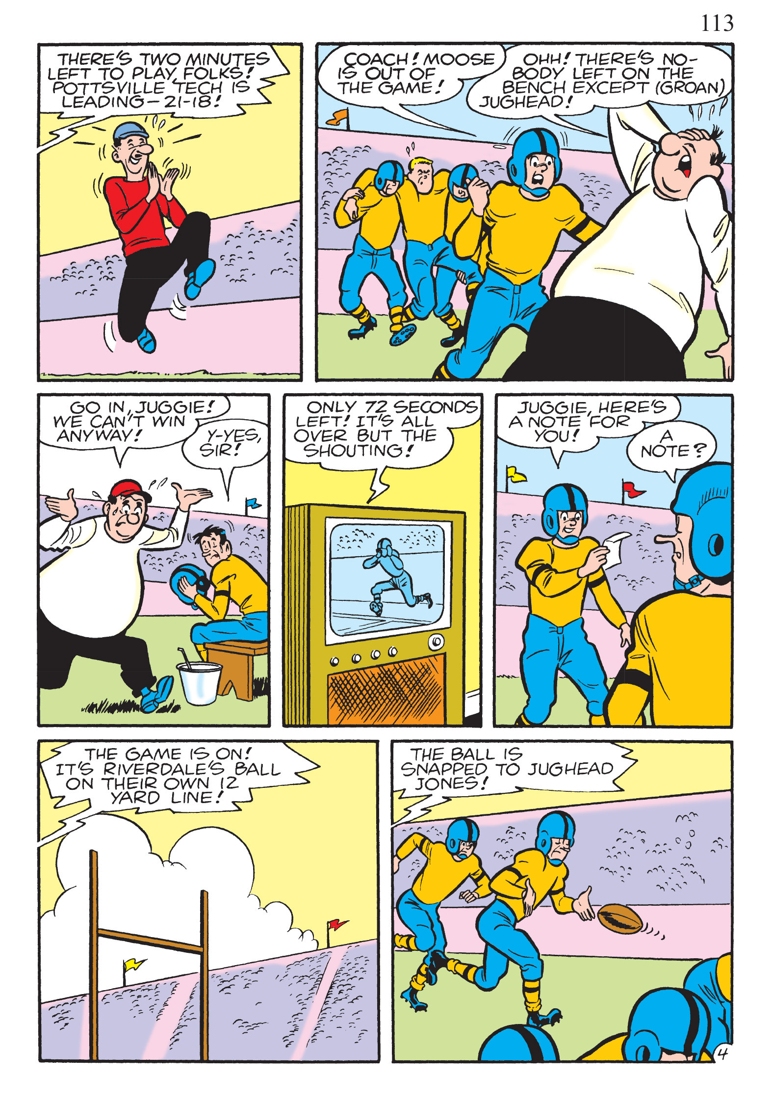 Read online The Best of Archie Comics comic -  Issue # TPB 2 (Part 1) - 115