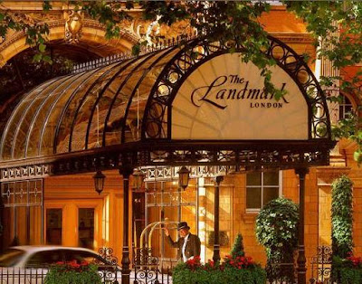 The London Landmark, Marylebone, Executive Chef Gary Klaner