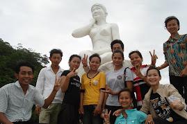Kep i-reach staff retreat in Kep city