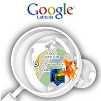 google latitude untuk melacak orang hilang
