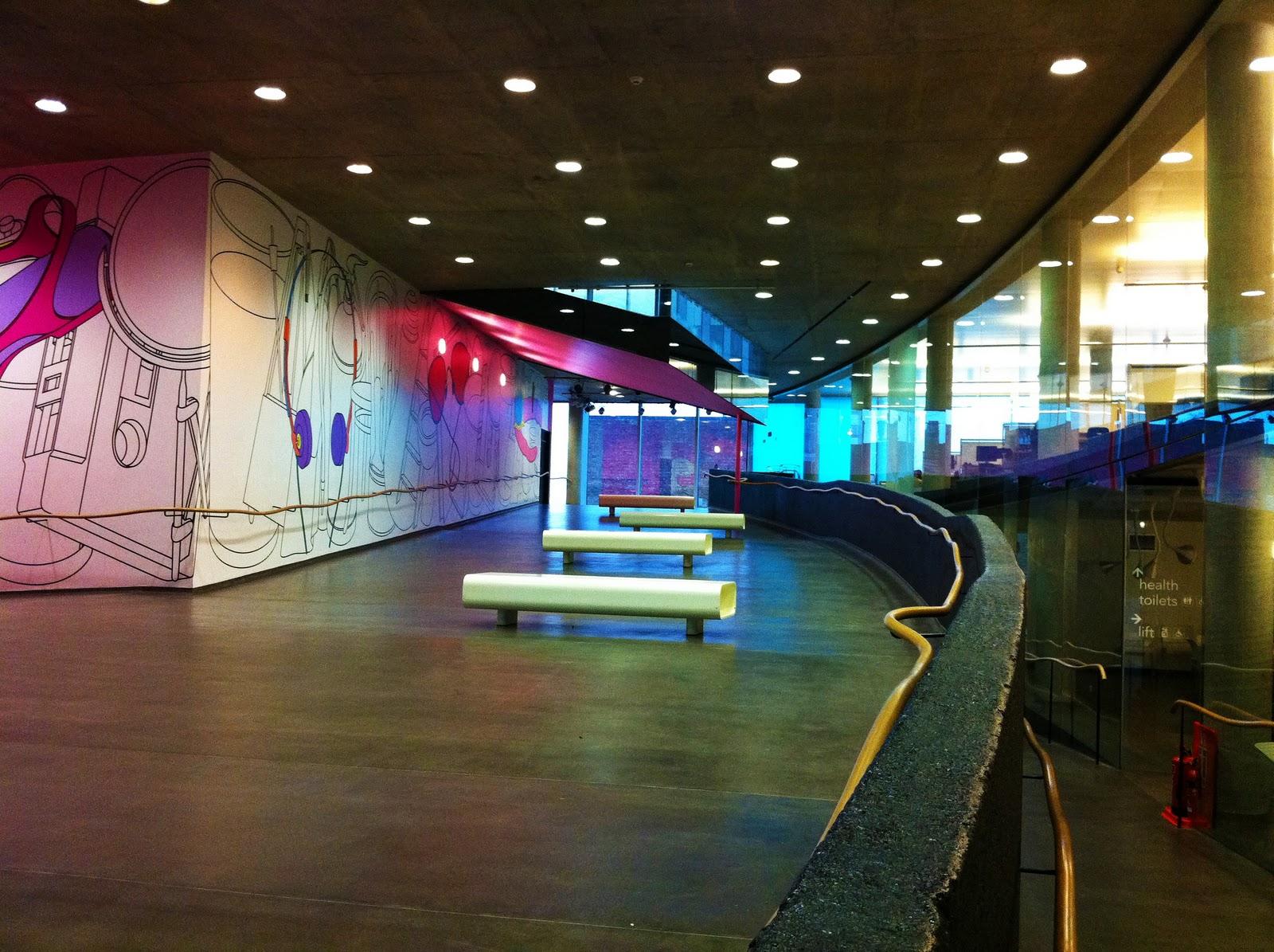 Laban dance centre case study