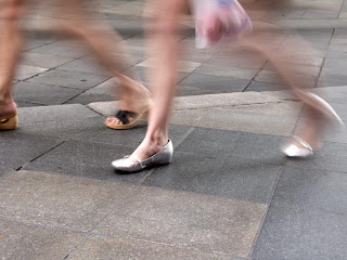 street photography, motion, blur