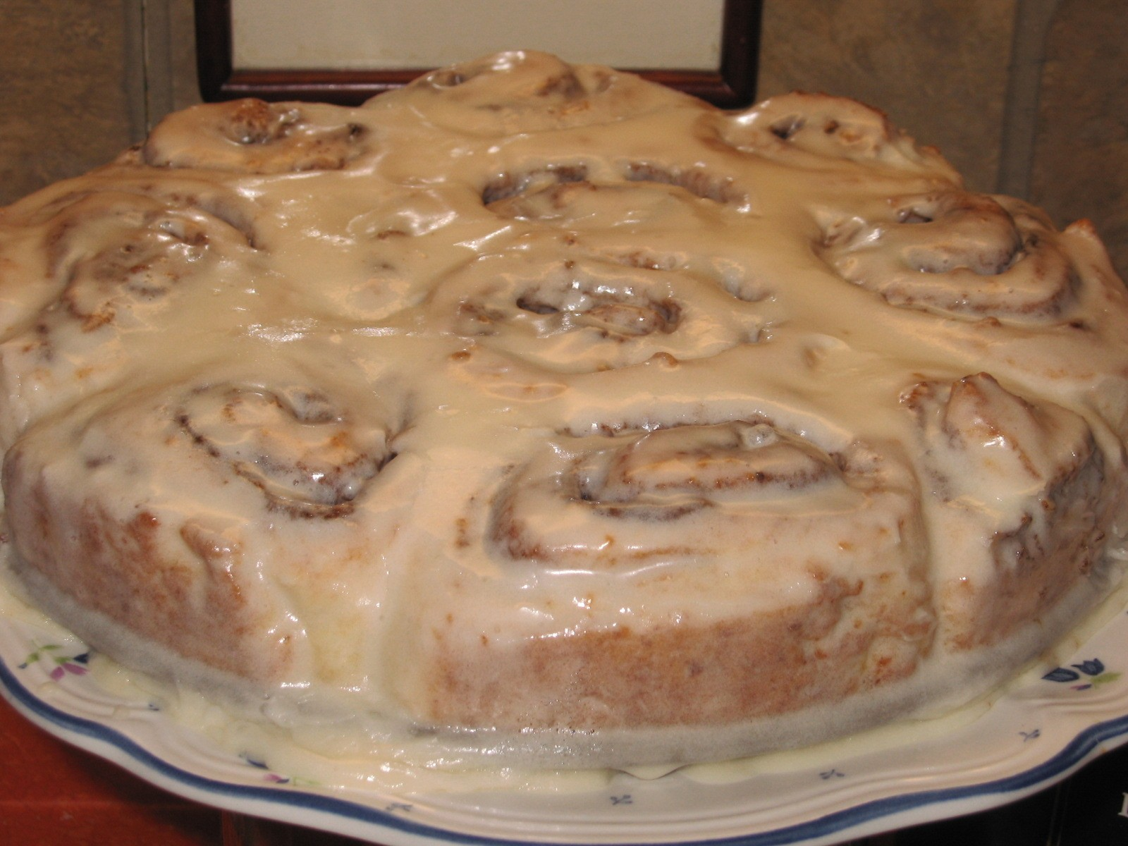No Yeast Cinnamon Rolls Recipe — Dishmaps