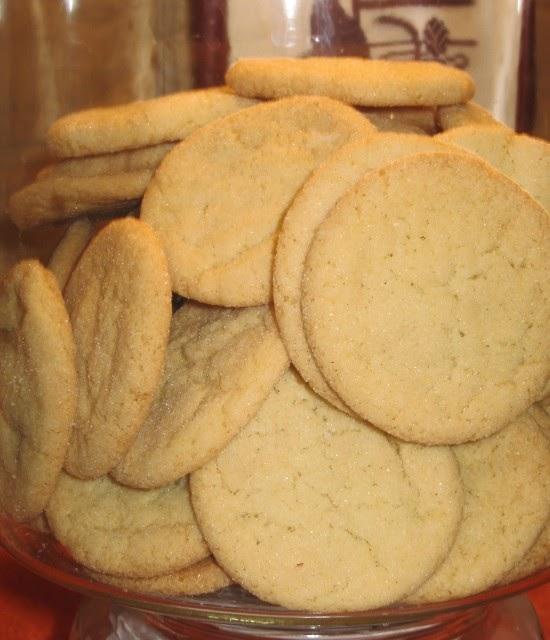 Citrus Butter Cookies Recipe — Dishmaps
