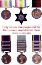 Early Indian campaigns & the decorations awarded for them