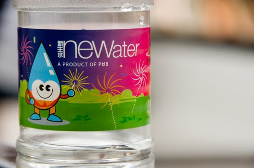 L 39 eau singapour newater for Dans quel pays se trouve singapour