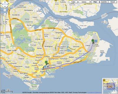 Bus singapour for Dans quel pays se trouve singapour