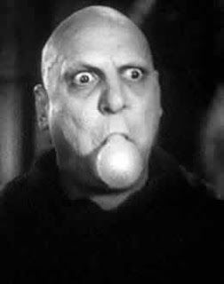 zio fester lampadina : Joanies Random Ramblings: Uncle Fester? and an update