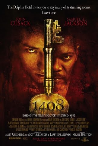 Flaming Sneakers Movie reviews: Top 30 horror list 1408 a review by Rhonny