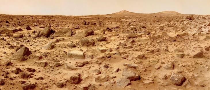 MARS PATHFINDER 1996-1997