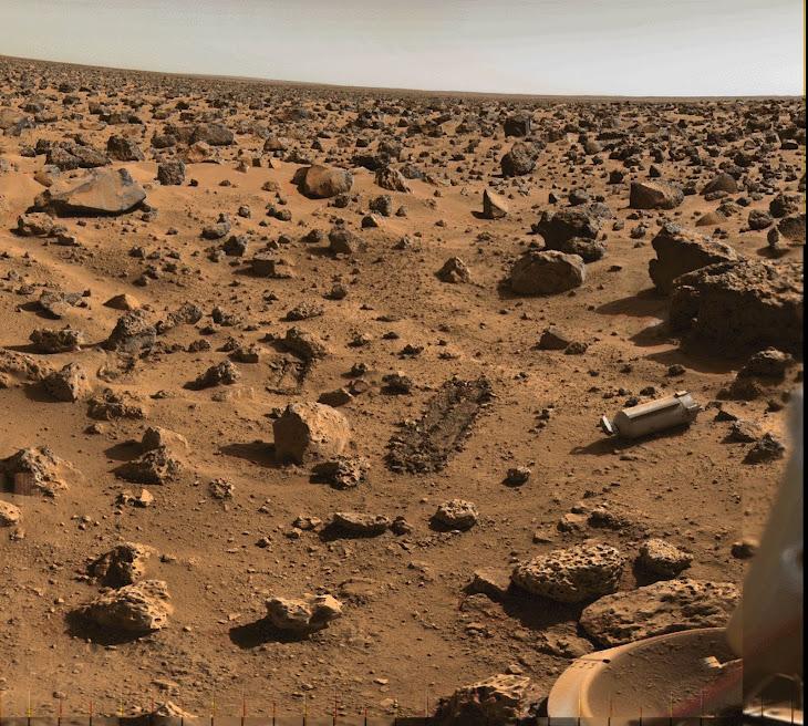 MARS VIKING 2 1976