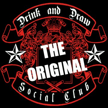 The Official Drink and Draw Social Club