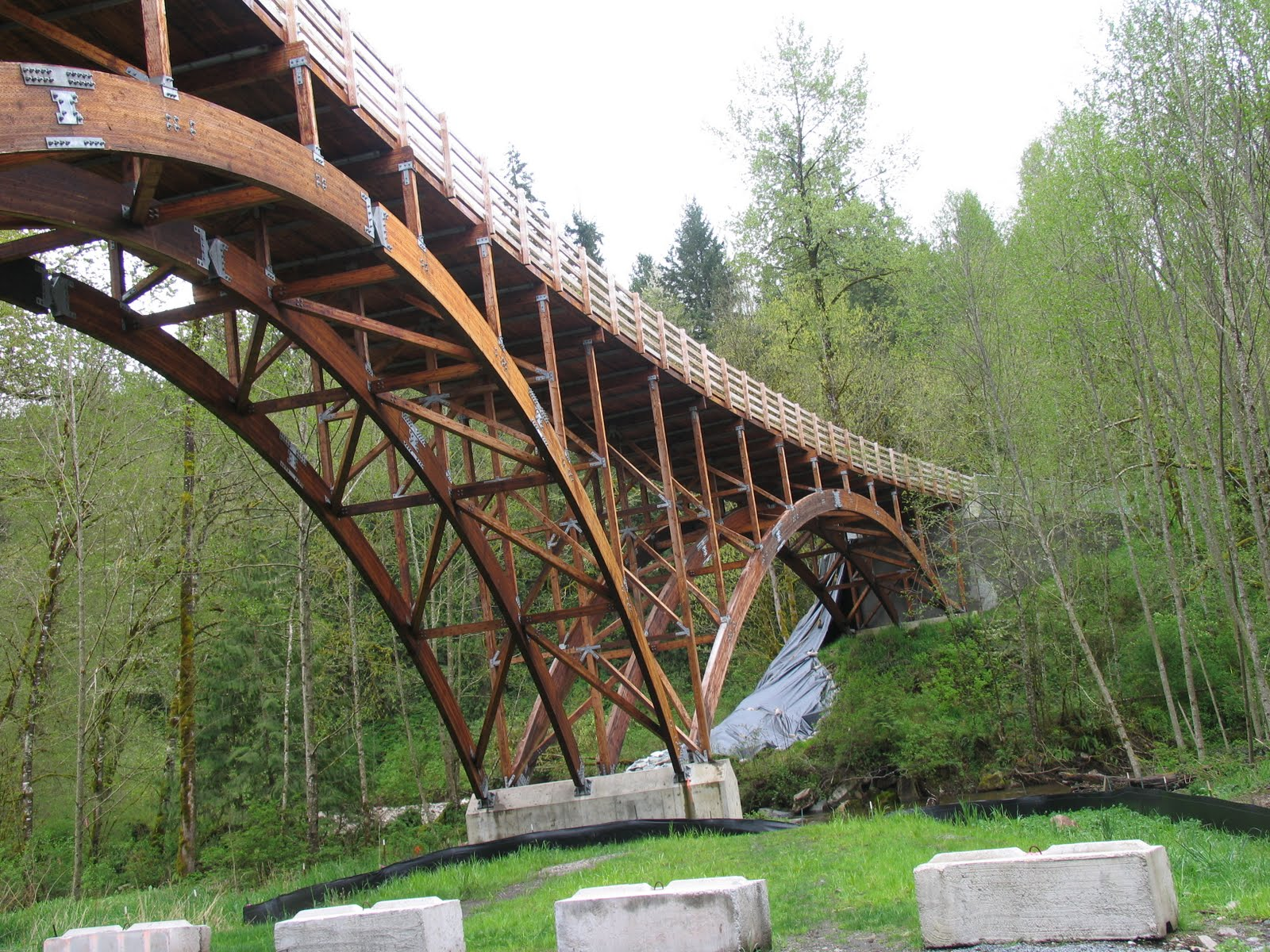 Lower Burnett Road Bridge