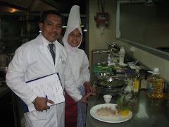 SEMINAR &amp; BANGKEL MASAKAN BERSAMA CHEF SABRI