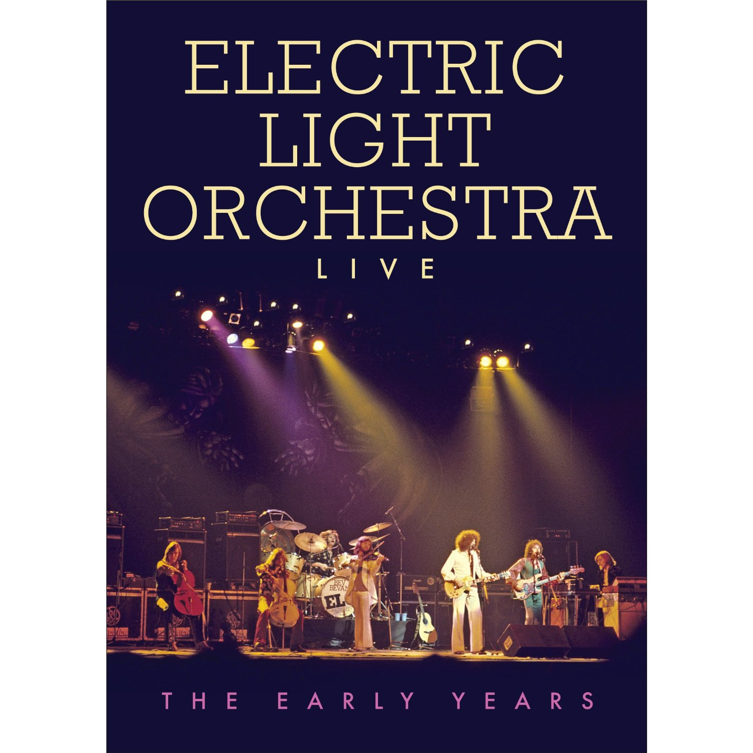 Dvd a day electric light orchestra the early years for Lit orchestra