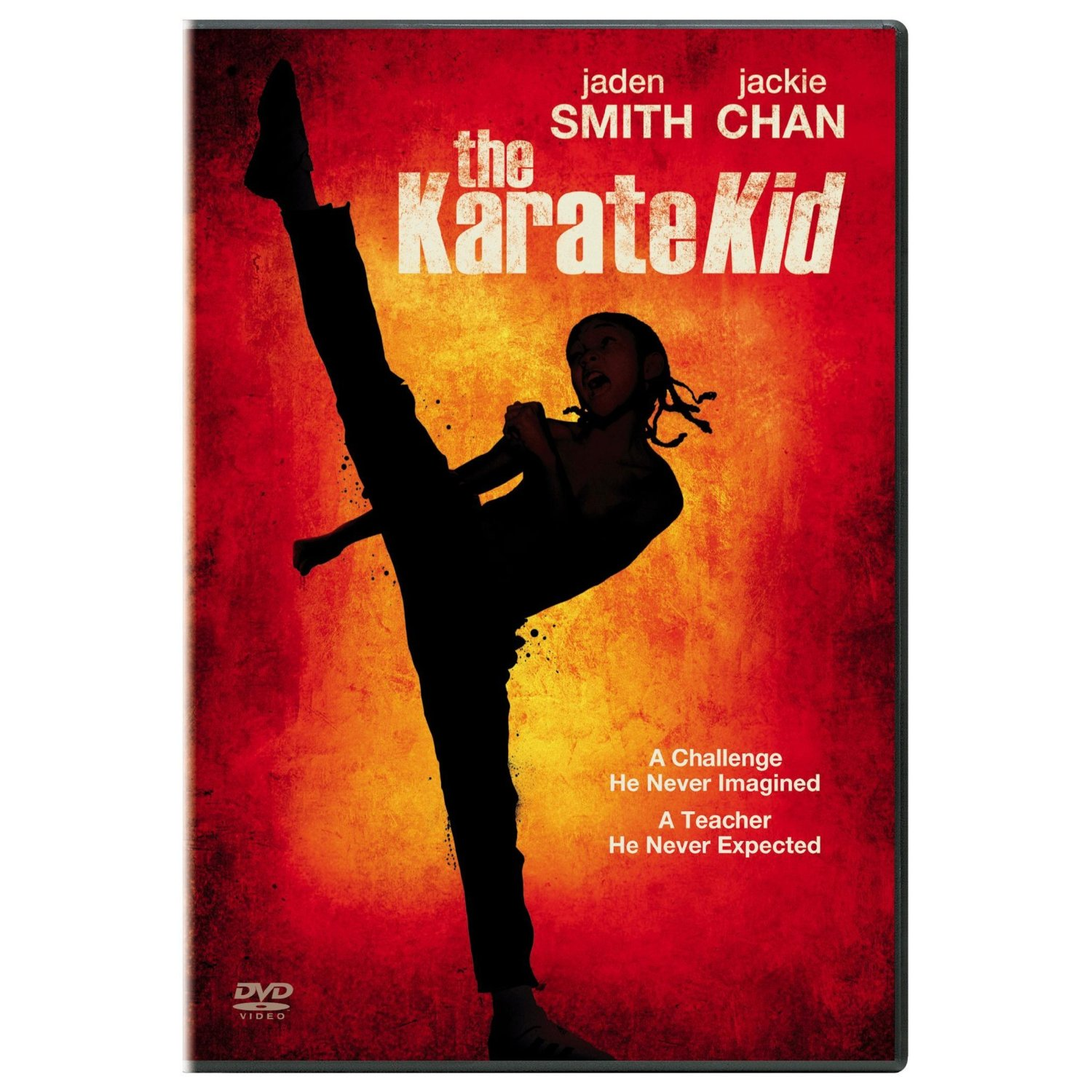 Fitness Dvd For Very Unfit: DVD A Day: Karate Kid