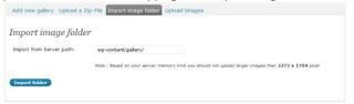 album foto 4 Membuat Album Foto pada Wordpress CMS dengan Plugin NextGEN Gallery