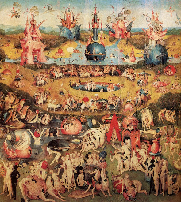 The Garden of Earthly Delights by Heronymous Bosch
