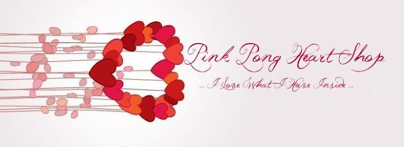 pink pong heart shop