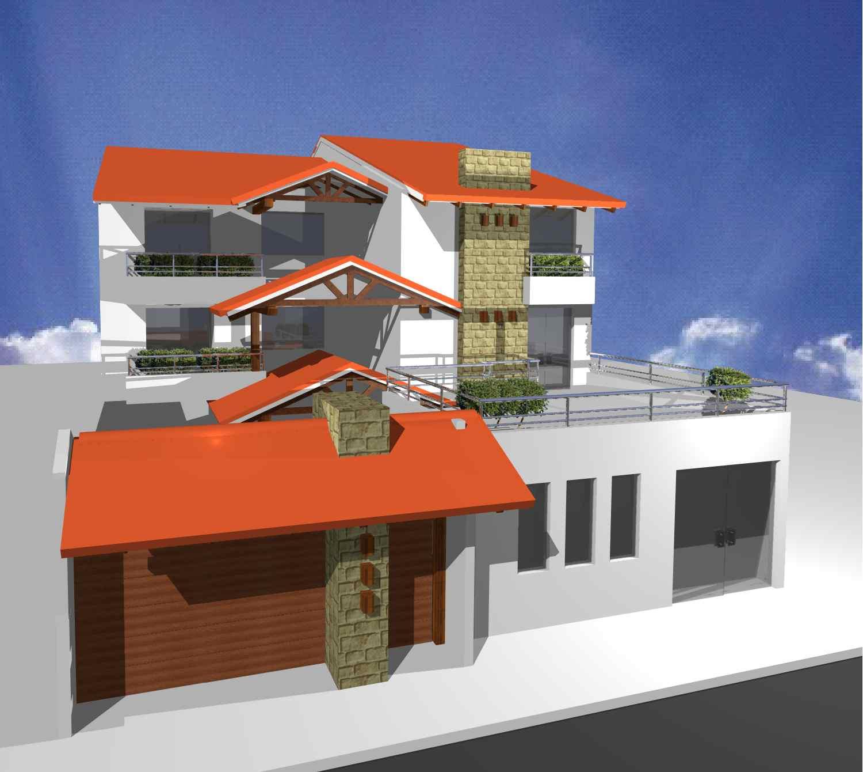 Auben estudio de arquitectura y constructora vivienda for Vivienda arquitectura