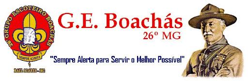 26° Grupo Escoteiro Boachás
