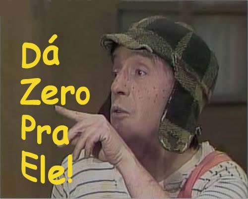 Dá Zero Pra ele!