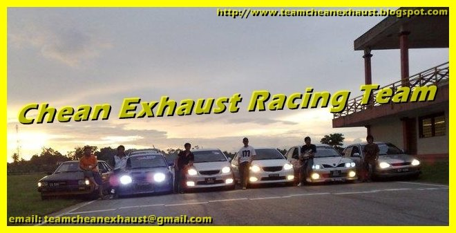 TEAM CHEAN EXHAUST