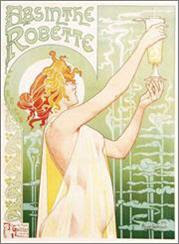 Absinthe Poster photo