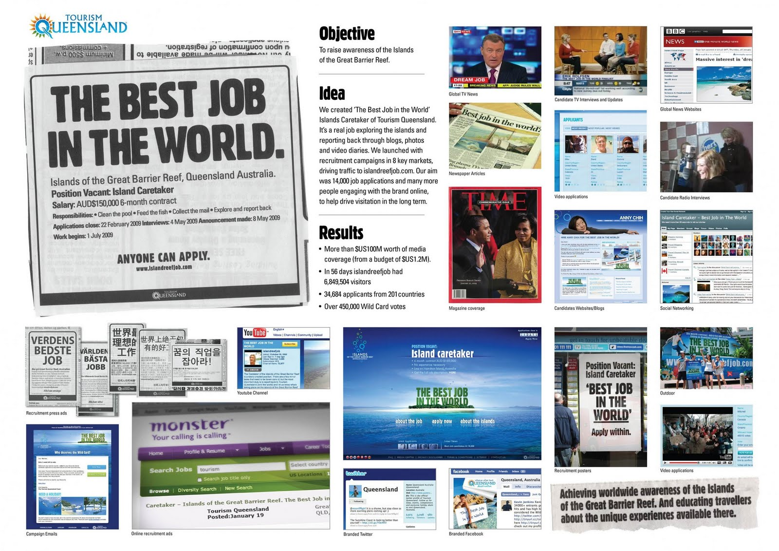 spd4290 viral marketing 2010 shirley chan the best job in the world or a clever viral campaign