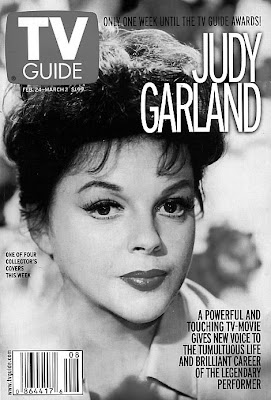 Judy Garland, who I don't usually like.