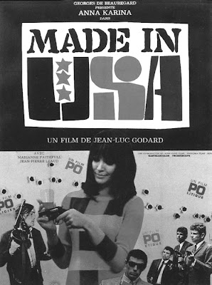 An Anna Karina movie that her husband directed.