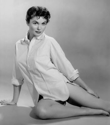 Joanne Dru. Maybe we should start a Starlets In Men's Dress Shirts category.