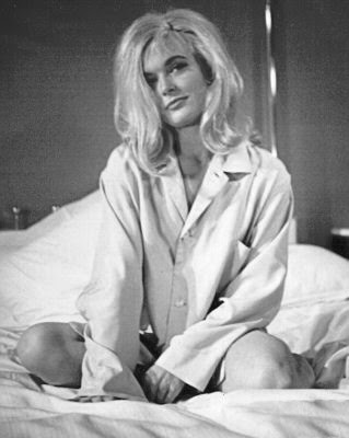 Bond Girl, Mickey Spillane Girl, Fu Manchu Girl, The Saint Girl Shirley Eaton.