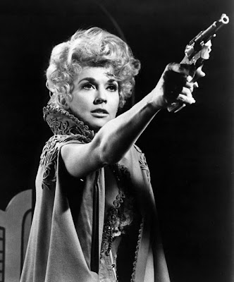 Donna Douglas, NOT Elly May Clampett.
