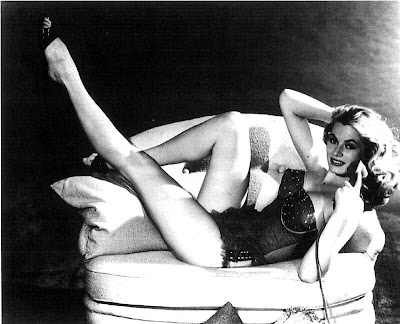 Anita Ekberg, who I don't like much.