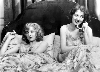Billie Dove on the right.