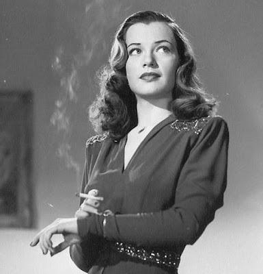 Alva Lacy looking Jane Greerish.