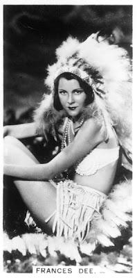 My very favorite, Frances Dee.