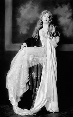 A Ziegfeld Girl.
